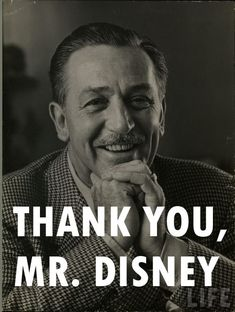 Thank you Walt!