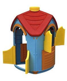 Look at this Triangle Villa Playhouse on #zulily today!