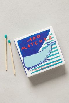 Nautical Matches - anthropologie.com #anthrofave