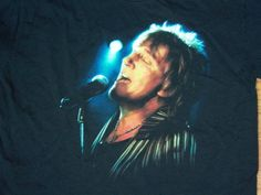 ROD STEWART Rockin' in the Round 2007 T-Shirt (Pre-owned) -- FREE Shipping #na #GraphicTee