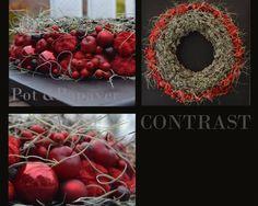 (2) Workshops Kerst 2011 Pot en papaver