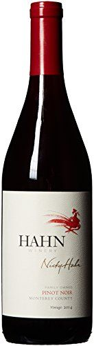 Red Wine - Hahn Winery Pinot Noir 750 mL *** Continue to the product at the image link.