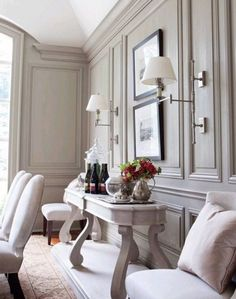 25 Refined Ways To Use Molding In Your Home Décor | DigsDigs