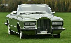 Frua Rolls-Royce Phantom VI Drophead Coupé