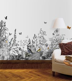 Team Hawaii - Snail Trail - Wall mural, Wallpaper, Photowall, Home decor, Fototapet, Valokuvatapetit