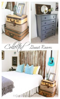 Guest Room Makeover - Welcome to reFresh reStyle!
