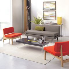 abacus - just in case my calculator batteries die Office Waiting Rooms, Modern Couch, Sofa Colors, Modern Wall Decor, Discount Furniture, White Walls, Home And Living, Living Room, Decoration
