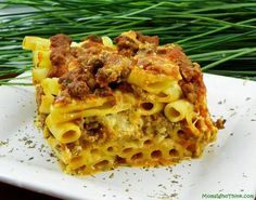Bake Ziti ( Easy Dinner recipes for a week). SUCCESS