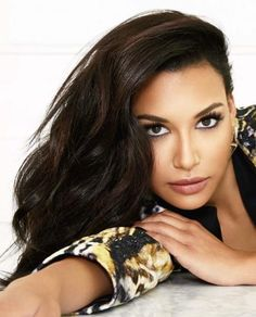 Naya Rivera-Wow she is the most pinned Woman on Pinterest at least by my standards