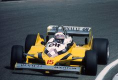 Alain Prost (Renault) vainqueur du Grand prix de Hollande - Zandvoort 1981- Formula 1 HIGH RES photos (Old and New) Facebook