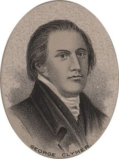 George Clymer, NJ, signer of the Declaration of Independence, and the Constitution