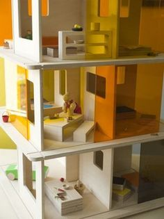 Slinks: Momoll Legno Dollhouse Furniture — n.  (slingks) Surreptitious web links to other good sites