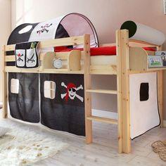 original furniture design boy bedroom pirates theme cool loft bed ideas