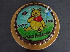 Du jaune, du noir, Winnie l'ourson et une fête d'anniversaire!