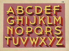 Trendy Ideas For Art Deco Typography Alphabet Letters Art Deco Typography, Art Deco Font, Font Art, Vintage Typography, Typography Letters, Typography Poster, Alphabet Fonts, Alphabet Letters, Japanese Typography