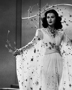 Hedy Lamarr in Ziegfeld Girl, 1941
