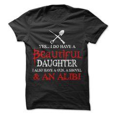 A Daughter, a Gun, A Shovel & an Alibi