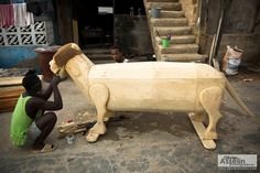 coffin makers of Accra