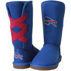 Women's Buffalo Bills Cuce Conqueror Boots