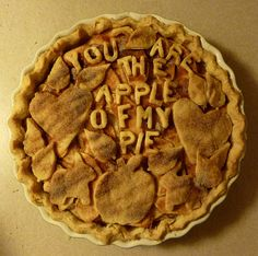 You Are The Apple Of My Pie by pippijewelry, via Flickr