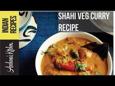 Hyderabadi Shahi Mixed Vegetable Curry Recipe by Archana's Kitchen - Simple Recipes & Cooking Ideas
