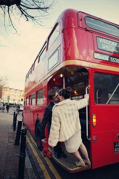 An Eclectic London Wedding: Kate  Jon