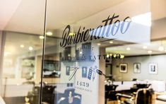 Barbieratto is a barbershop dedicated to caring for gentlemen, offering key services like haircut and tattoos. The guiding concept of the project was back on the style of the high class barber forties in Mexico . We made history Barbierattoo family to giv…