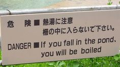 good thing they translated this! geeze!