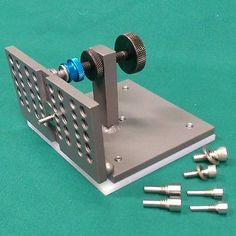 "D-D Work Rest Adjustable Knife Grinding Jig 4"" x2"" Center Sliding Support Pin for USD185.00 #Business #Industrial #Manufacturing #Adjustable  Like the D-D Work Rest Adjustable Knife Grinding Jig 4"" x2"" Center Sliding Support Pin? Get it at USD185.00!"