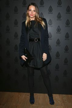 Cool Celebrity Fashion Photos at Dondup Collection 2014 Launch