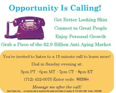 Missed it? Listen to the recorded call anytime this week 712-432-1085 code 102236