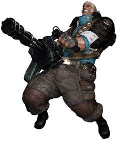 Shield Trooper Max