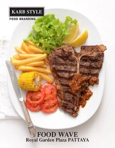 American Food - FOOD WAVE, Royal Garden Plaza PATTAYA