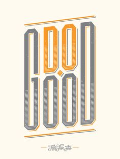 Do Good Screenprint | Fifty Five Hi's $17.99 // I like this for either the home office or the office office.