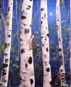 Paint Nite Buffaloniagara | Lumber City Pizza Company 11/08/2015