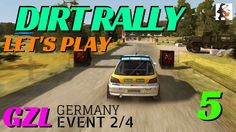 DiRT Rally Let's Play Part 5 - GZ League - Falling Behind