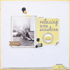 Oooh! Yellow, Black, Grey <3  ** Chic Tags- delightful paper tags **