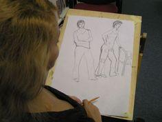 Kurz Základy Kresby (3h) pre každého v piatok 21.11. o 17,00 hod. v Ružinove (Galéria ZIV, Trenčianska 53). Srdečne vás pozývame.  Kurz kresby - základy kresby, krátka prednáška o výtvarnej tvorbe, techniky kresby ceruzkou, rudkou, uhlíkom, pastelom a tušom. Kresba zátišia, portrétu, polfigúry a figúry podľa živého modelu, kánon ľudskej postavy. Vhodné pre každého, kto sa chce naučiť kresliť. Profesionálny výtvarný materiál je v cene. Individuálny prístup skúseného výtvarníka a lektora.