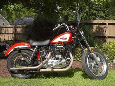 Ironhead Sportster   ... 1959 Harley XLCH Sportster with 77 cubic inch Ironhead Engine by Don