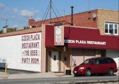 Go to Czech Plaza..Czech restaurant in Berwyn