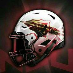 Florida State Football, Football Usa, Notre Dame Football, Football Design, American Football, Football Baby, New Nfl Helmets, College Football Helmets, Football Uniforms
