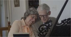"A Couple Celebrates a 60th Anniversary by Recreating a Famous Scene From ""Up"" - Happify Daily"