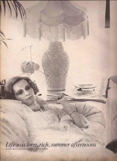 Mia Farrow {Daisy Buchanan} - Gatsby (1974)