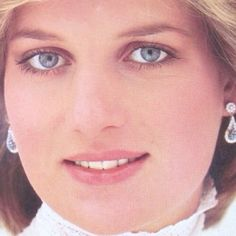 Princess Diana circa 80's
