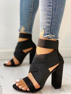 Shop Studded Bowknot Design Thin Heeled Sandals right now, get great deals at joyshoetique Buy Shoes, Dress Shoes, Lace Shoes, Strappy Shoes, Sandals Outfit, Women's Shoes Sandals, Shoes Sneakers, Crazy Shoes, Me Too Shoes