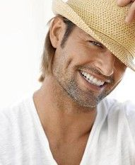 Josh Halloway...aaaaah those dimples and nothing is sexier than an amazing smile!!!!