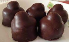 A recipe to make the famous Italian chocolate Baci.
