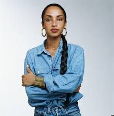 The queen of double denim #sade #canadiantuxedo
