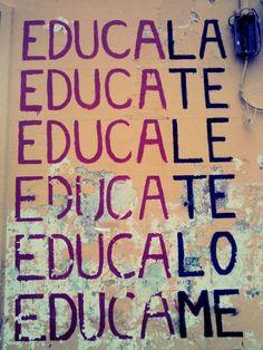 Eduquémonos!