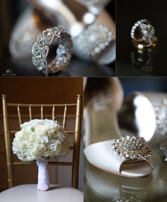 Wedding Day Details / Franklin Plaza Fall Wedding – © Matt Ramos Photography